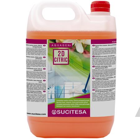 Aquagen 2D CITRIC 5kg Sucitesa