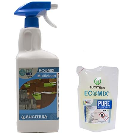 EcoMIX PURE MULTICLEAN 90ml Sucitesa